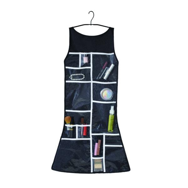 Little Black Dress Hanging Accessory Organizer