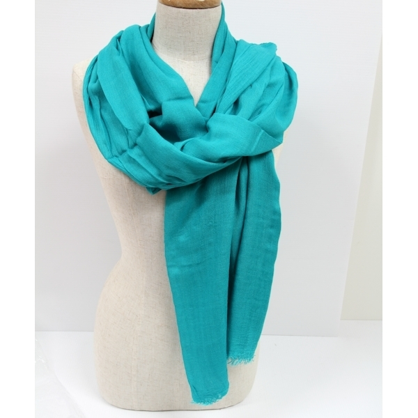Womens Scarves Plain Colours