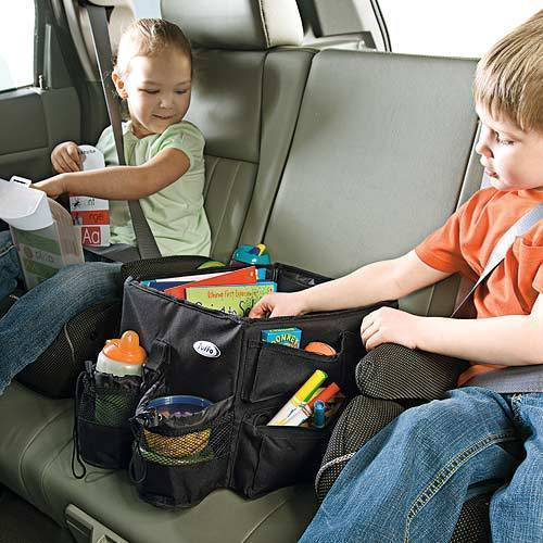 Car Seat Organizer by TUFFO