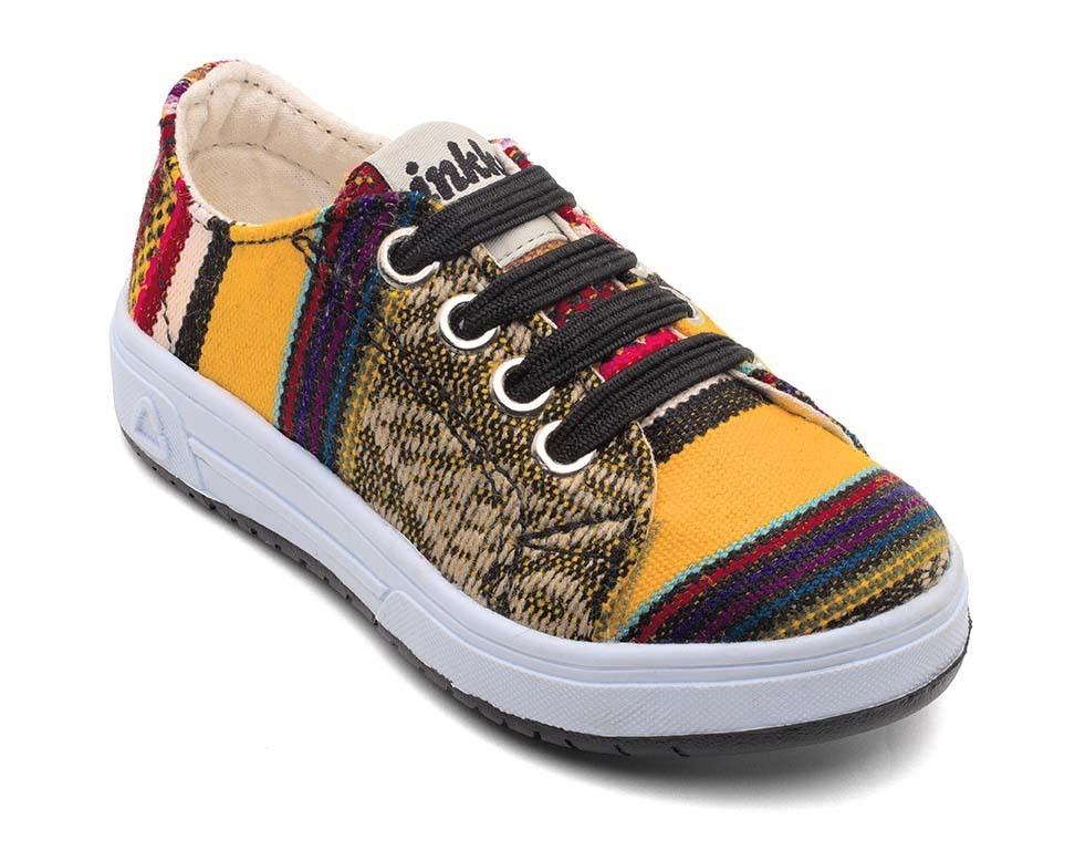 Kids Shoe Sneakers Low Tops by INKKAS