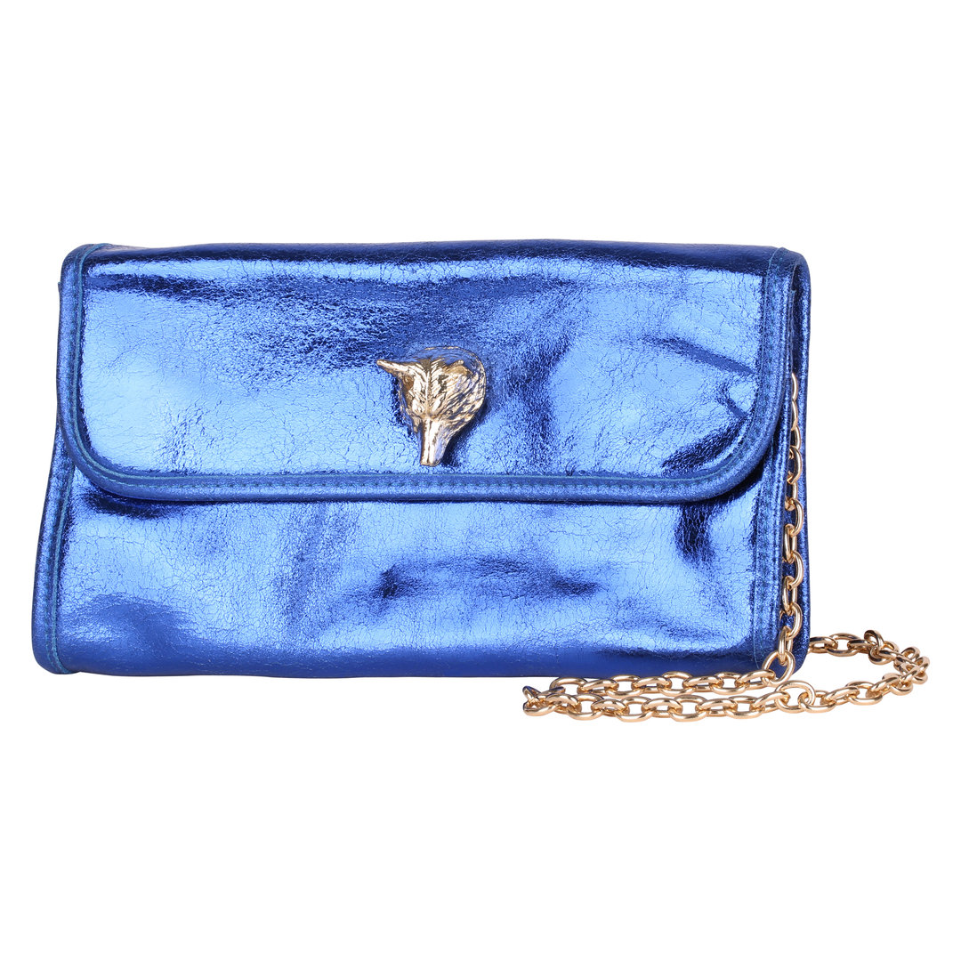 Handbag Clutch Wolverine by None The Richer