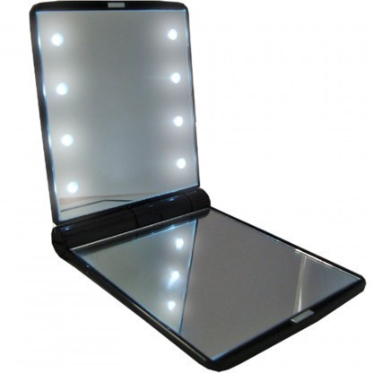 Hollywood Mirrors LED Mirror Compact