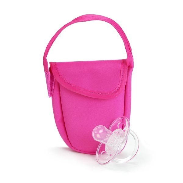 Pacifier Pod- Pink