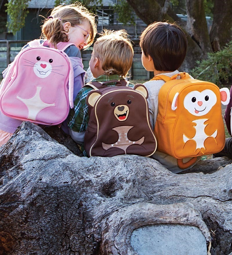 Backpack Picnic Pals by Apple Park