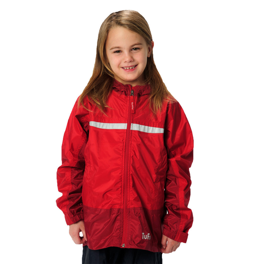 Muddy Buddy Adventure Rain Jacket  TUFFO