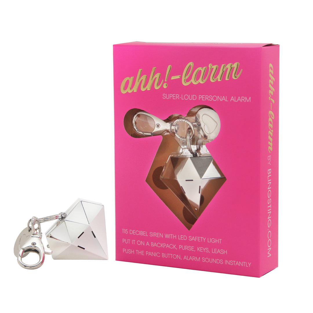 Personal Safety Alarm AHH!-LARM Bling Sting only $20.00